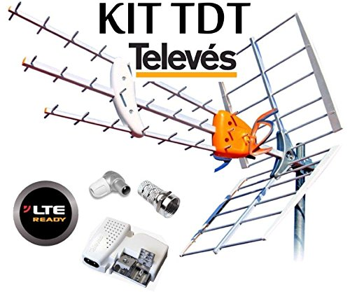 KIT D'ANTENNE TV PATRON
