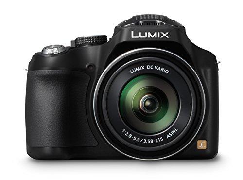 Panasonic Lumix DMC-FZ72EG-K
