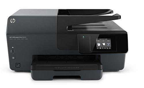 HP Officejet Pro 6830 - Imprimante à jet d'encre multifonction - N/B 29 PPM, couleur 24 PPM