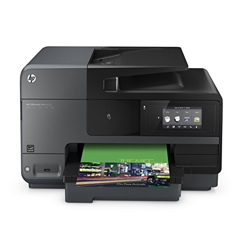 HP Officejet Pro 8620 - Imprimante à jet d'encre multifonction - N/B 21 PPM, couleur 34 PPM