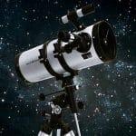 test télescope Seben 1400-150 EQ3