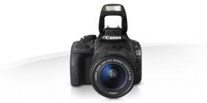 Comparaison Canon EOS 100D