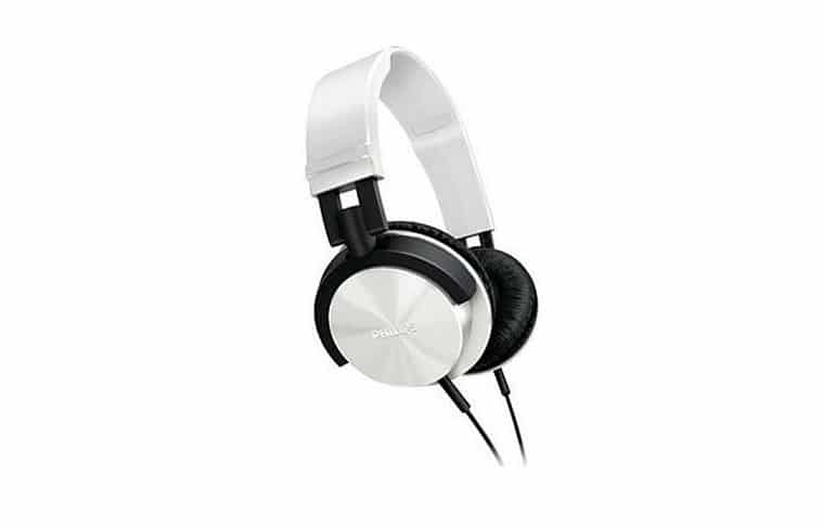 Casque audio Philips SHL 3000 WT