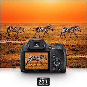 Caméras comparatives Viseur optique