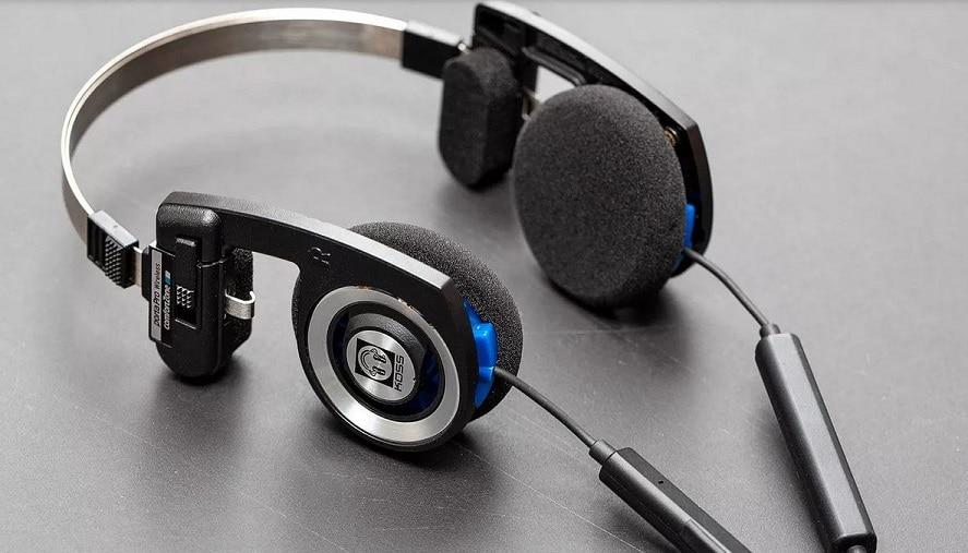 test casque audio Koss Porta Pro