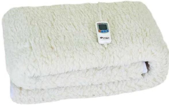 meilleures couvertures chauffantes