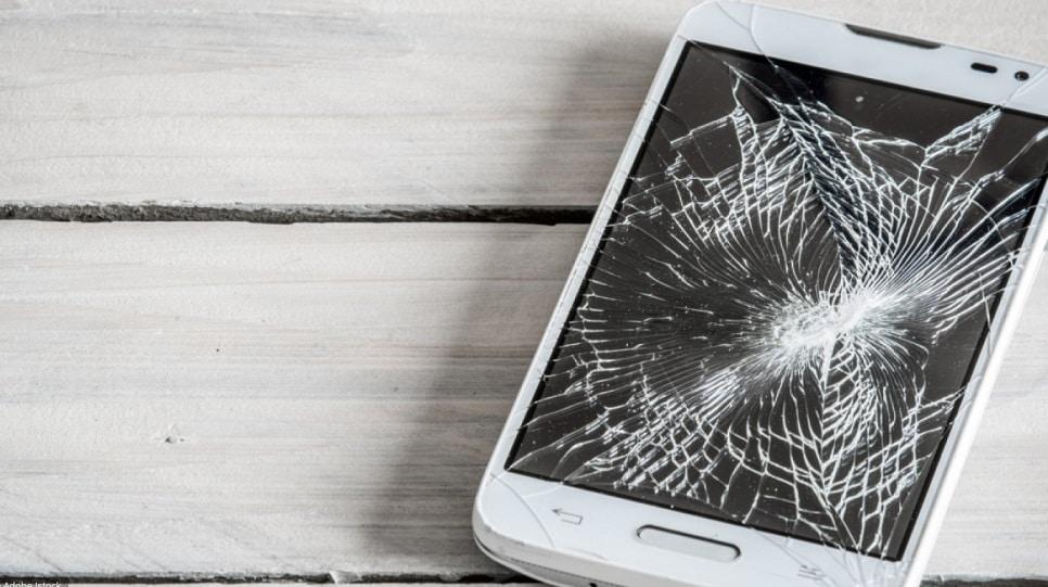 protéger écran smartphone