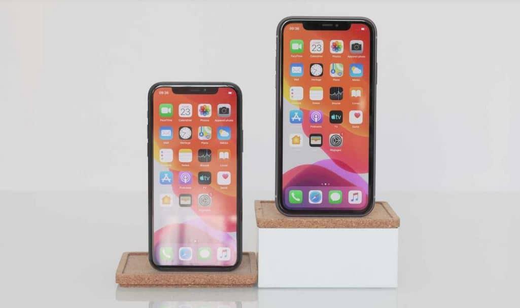 iphonne 11 vs iphone 11 pro