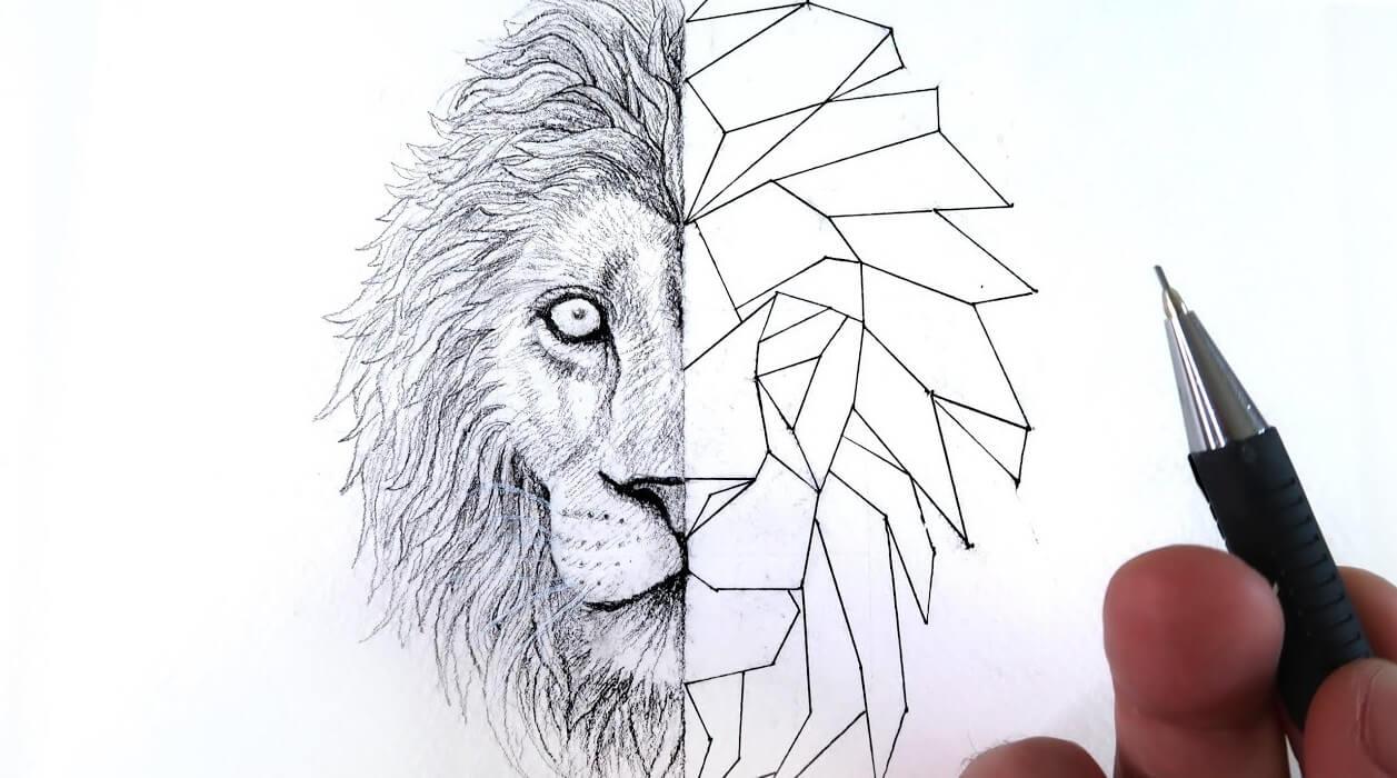 apprendre à dessiner animaux personnes paysages