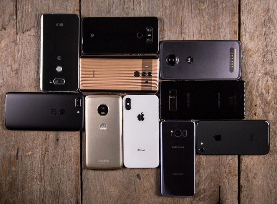 meilleurs téléphones avec caméra